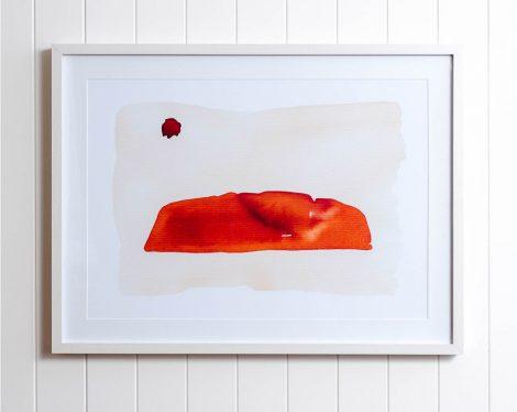 Uluru-Asteroid-Framed-Glass-Artwork-By-Natapart-1